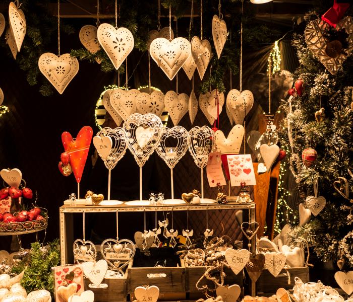 Christmas spirit in Vienna