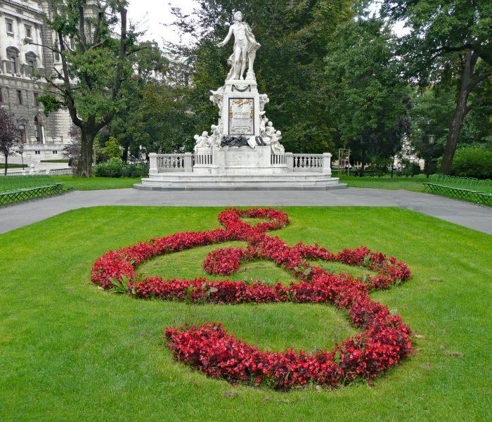 A journey through time in Vienna