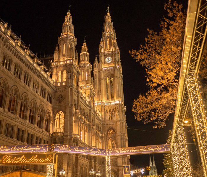 Christmas Market Hopping with Vienna Residence