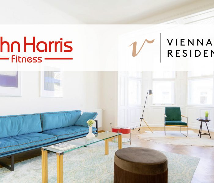 First-class fitness experience with John Harris and Vienna Residence